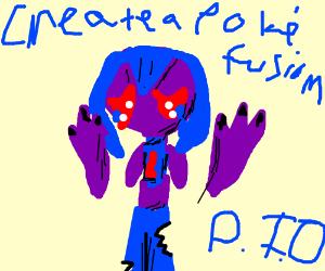 create your own pokemon fusion pio drawception