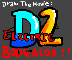 Drawception the movie 2: Electric Boogaloo