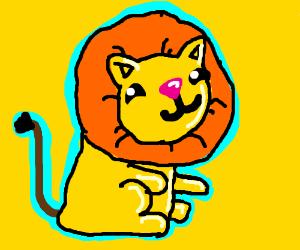 """Lion """"I swear to God"""""""