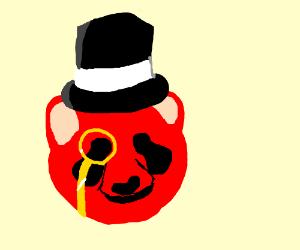 The Red Panda Baron