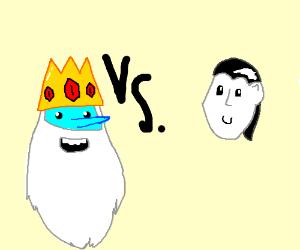 Ice King vs Dracula