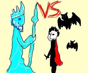 Ice King vs The Vamps