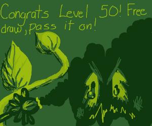 Congrats LVL50 free draw pio