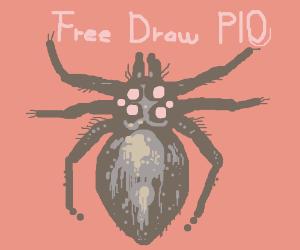 Free Draw P.I.O (congrats on Lvl 50!)
