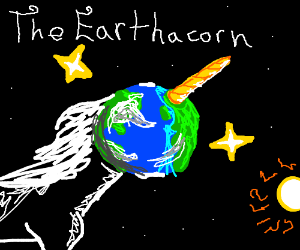 the planet is now a unicorn