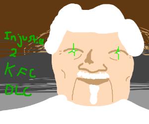 Colonel Sanders confirmed for Injustice 2