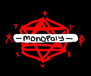 Monopoly is satanic