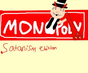 Monopoly: Satanism Edition