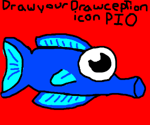 Draw your Drawception icon, PIO
