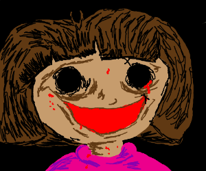 You Scared The Baby Drawception