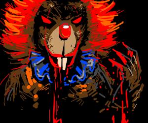Killer Clown Beaver
