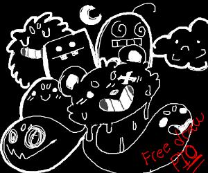 free draw pio! (congratulations!)