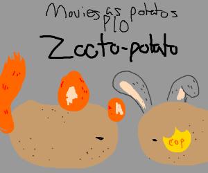 Movie as potatoes PIO