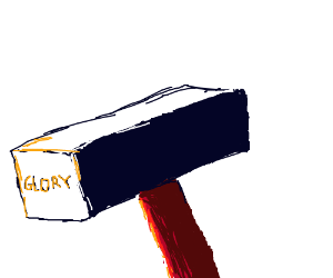 The Hammer of Glory