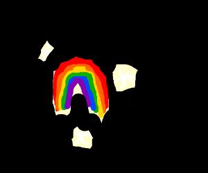 Space Rainbow Tools Symbol?!