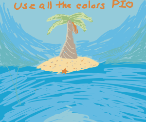 USE ALL THE COLORS!!!! p.i.o