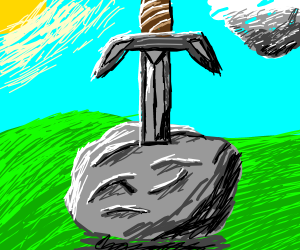 sword in the stone