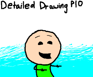 Detailed drawing PIO