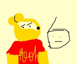 Winnie the Pooh starring Christopher Walken