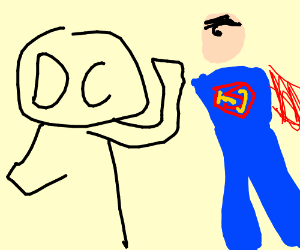 DC vs. Superman
