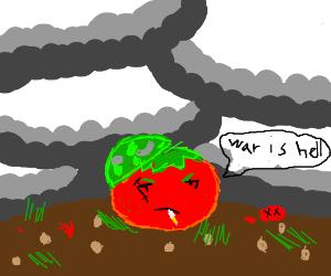 Army Tomato