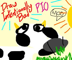 Draw Intensionally Bad (P.I.O.)