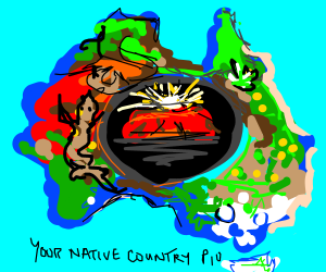 Your native country [P.I.O.]