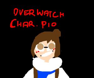 Overwatch Characters PIO