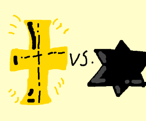 Image result for christianity vs judaism