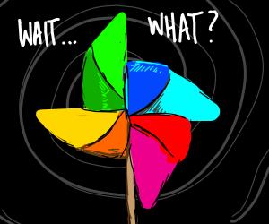 no pinwheels allowed on Drawception