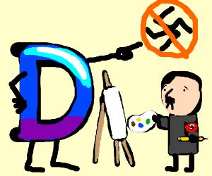 Drawception bans Hitler