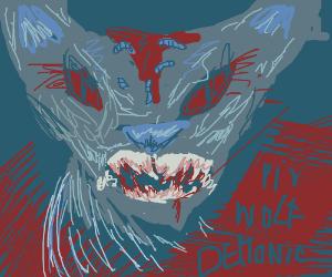 demon wolf pio