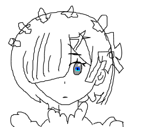 Rem from Re: Zero