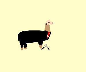 Llama Hitman