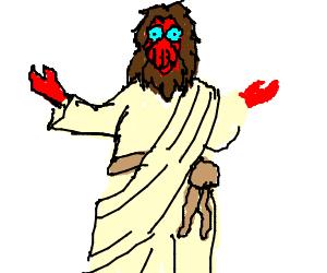 zoidberg jesus drawception