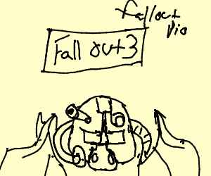 Fallout pio (yeah I'm pretty sure he is)