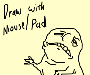 Draw with your mouse