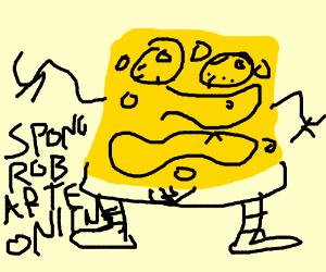 Spongebob Art Online (S.A.O)