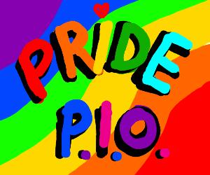 LGBTQ+ PRIDE PIO