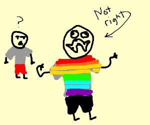 Gay is Wack