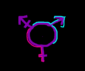 the national transgender resistance logo