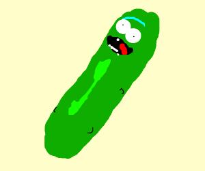 Doofus rick pickle p.i,o.