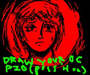 Draw Your OC -PIO