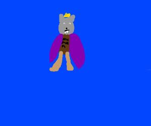 Queen wolf (human)