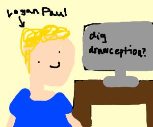 Logan Paul plays Drawception