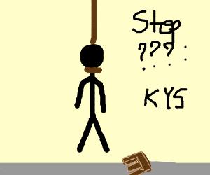Step ??: Get midlife crisis