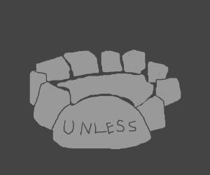 The Lorax Unless Stone