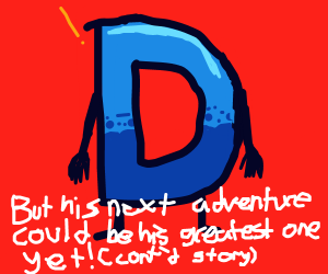 Drawception has been on many adventures..(cont