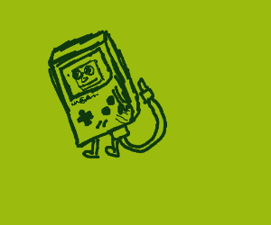 GAMEBOY DICKBUTT