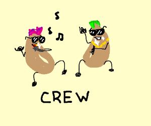 The cashew crew
